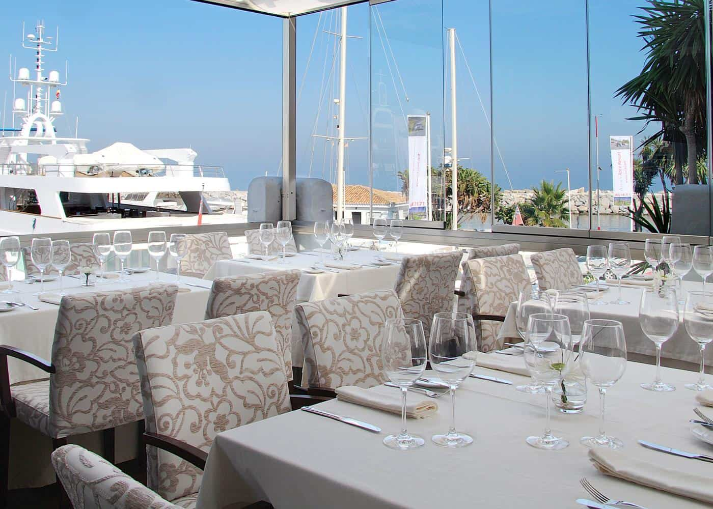 Restaurant El Gran Gatsby