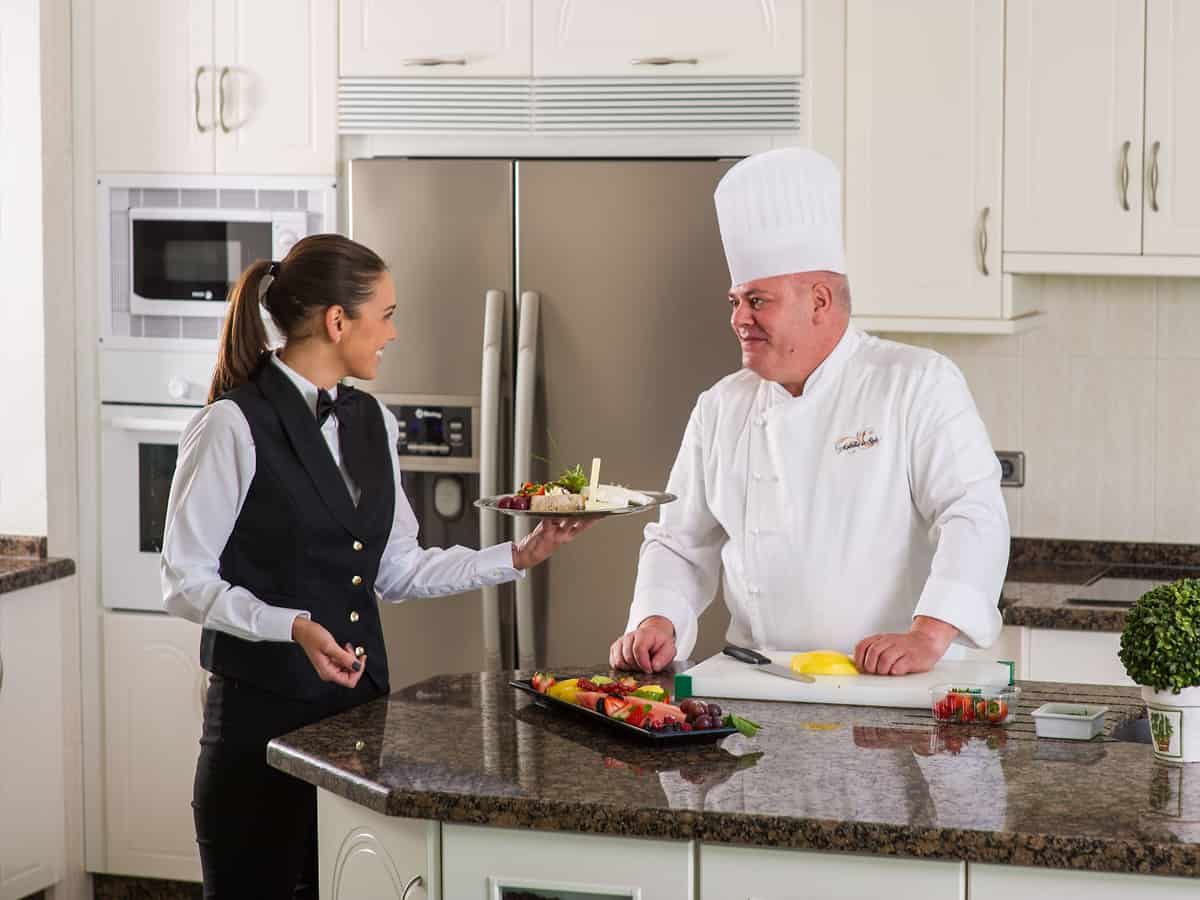 private chef in Marbella