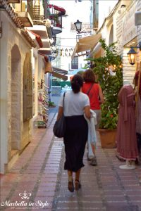 Tapas and wine tasting Marbella center