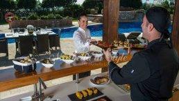 BBQ catering in Marbella