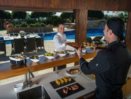 BBQ catering in Marbella