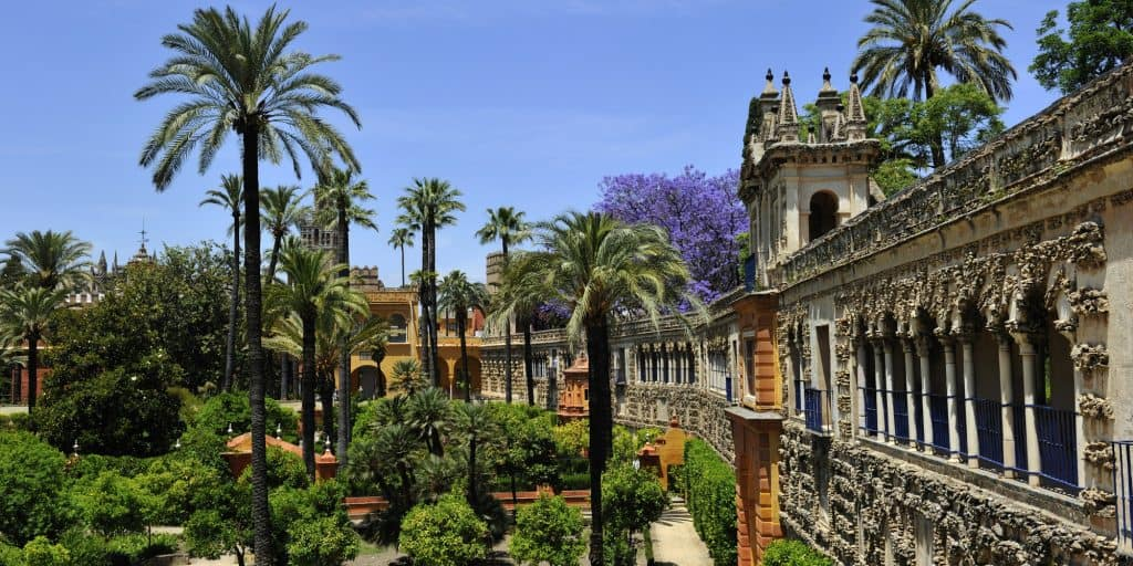 Discover the beauty of Seville