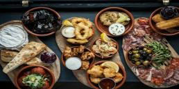 spanish traditional tapas